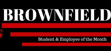 Brownfield ISD Names Student & Employee of the Month