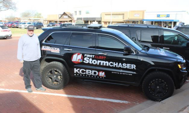 LISTEN NOW: TownTalk Visits With Storm Chaser, David Drummond