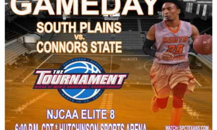 Texans take down fourth-seeded Bruins, Advance to NJCAA Elite 8