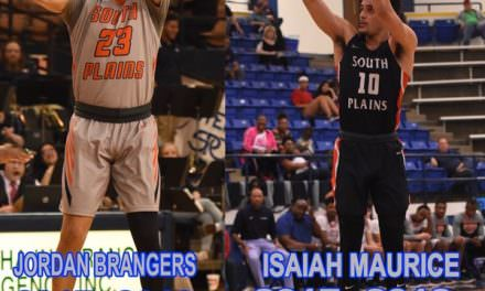 Brangers earns First Team All-Conference, All-Region honors, Maurice named First Team All-Conference selection