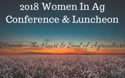 """2018 Women In Ag Conference & Luncheon """"Women – The Heart & Soul of Agriculture"""""""