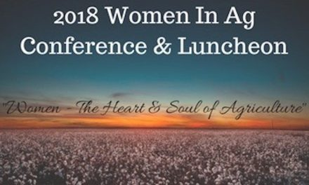"2018 Women In Ag Conference & Luncheon ""Women – The Heart & Soul of Agriculture"""
