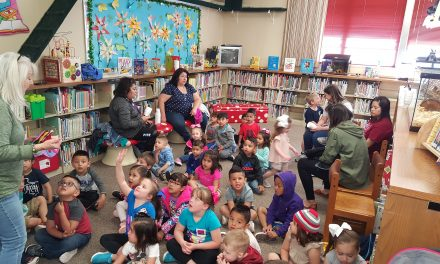 Yoakum County/Cecil Bickley Library has Story Time