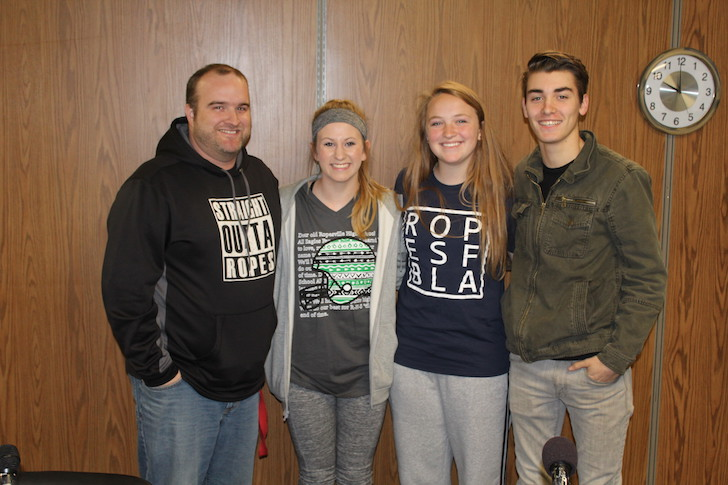 LISTEN NOW: Ropes One Act Play Is Regional Bound