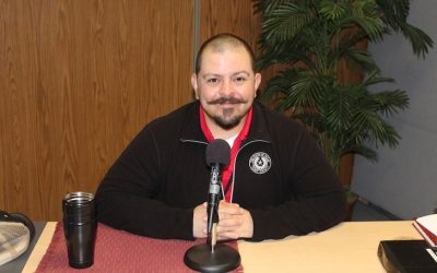 LISTEN NOW: TownTalk Visits With Mayoral Candidate Geronimo Gonzales
