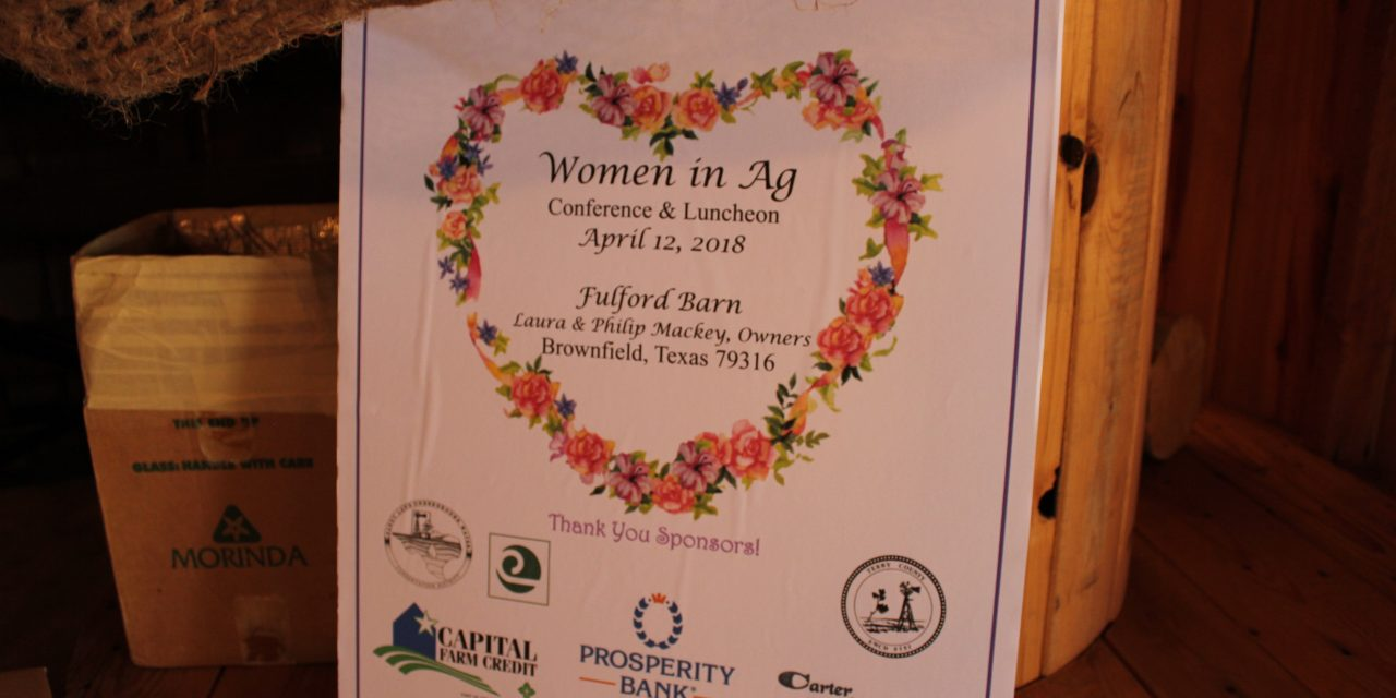 2nd Annual Women of Ag Conference A Success