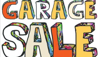 Family Literacy's Annual Garage Sale