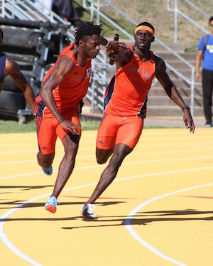 No. 1 Texans, No. 3 Lady Texans combine for six event titles Sunday in San Angelo