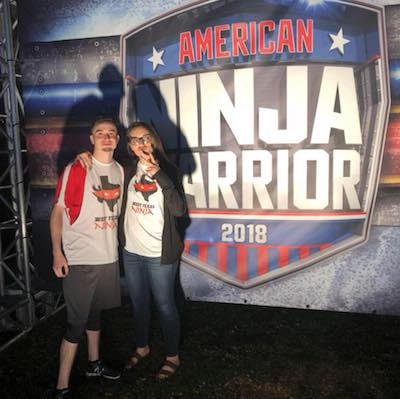 SportsBeat: American Ninja Warrior Contestant Tyler Humphrey