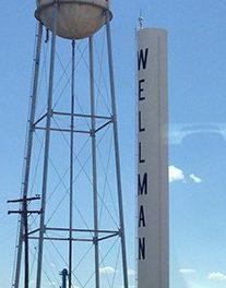 Harvest Festival Candidates for Wellman Community Friends & Neighbors