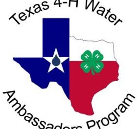 4H Water Ambassadors Seeking Qualified Applicants