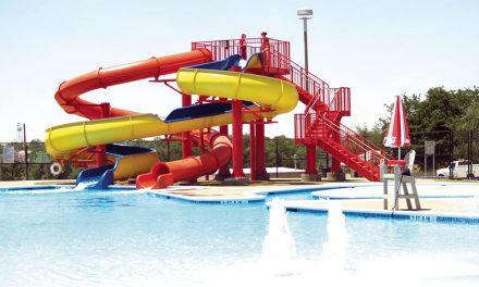 The Brownfield Aquatic Center