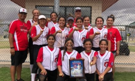 SportsBeat: Lady Cubs 14-U Allstar Softball Team with Coach Eric Martinez