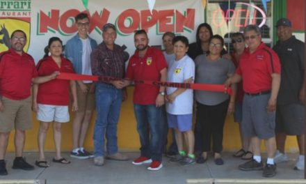 Taquitos Burrari Grand Opening in Seagraves