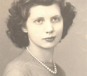 Dorothy Pauline Weaver