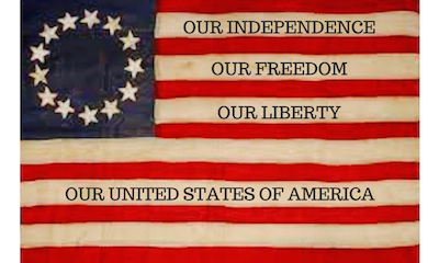 This is Our Country, Lets Celebrate It!