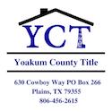 Yoakum County Title