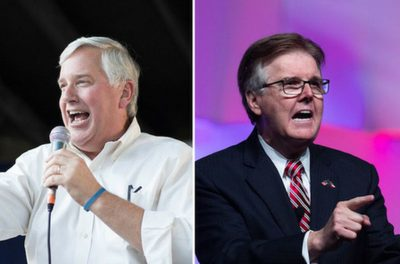 "Lt. Gov. Dan Patrick has ""no plans"" to debate Democratic opponent Mike Collier"