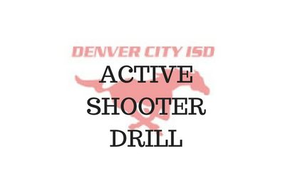Denver City ISD Active Shooter Drill