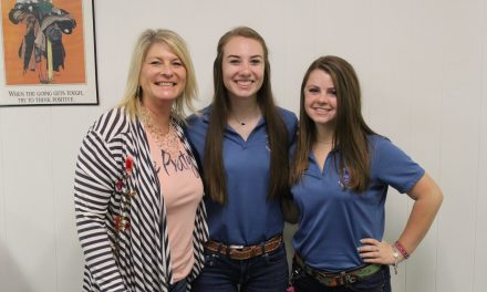 Listen Now: The TownTalk Show visits with Michelle Cooper, Riley Calk & Macy Downs