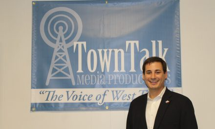 Listen Now: The TownTalk Show visits with Drew Landry, Candidate for State Representative for District 83.