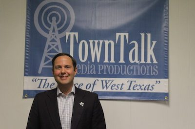 Listen Now: The TownTalk Show visits with Dustin Burrows, the Incumbent State Representative for District 83.