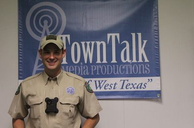 Listen Now: The TownTalk Show visits with Aaron Sims