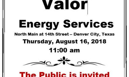 Grand Opening & Ribbon Cutting for Valor Energy Services
