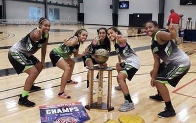 SportBeat: Girls National Champs, Lights Out