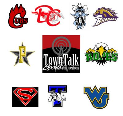 TOWNTALK SPORTS WEEK 7 PICK'EM CONTEST FOR OCT. 11th-13th