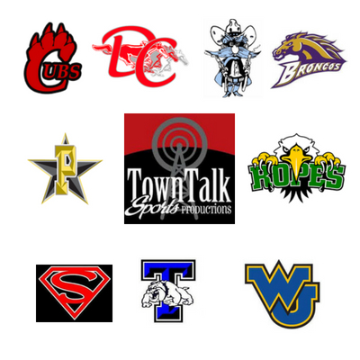 Week 2 TownTalk Sports Pick'em Contest