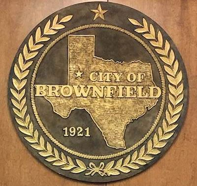 PUBLIC NOTICE OF MEETING: Brownfield City Council to meet Friday Sept. 21st