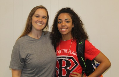 SportsBeat: Athletes Adversity, Dabria Blackwell!