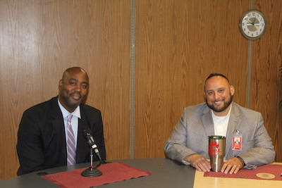 Listen Now: The TownTalk Show visits with Mr. Chris Smith and Dr. Cooper of BISD