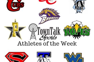 TownTalk Sports Athletes of the Week
