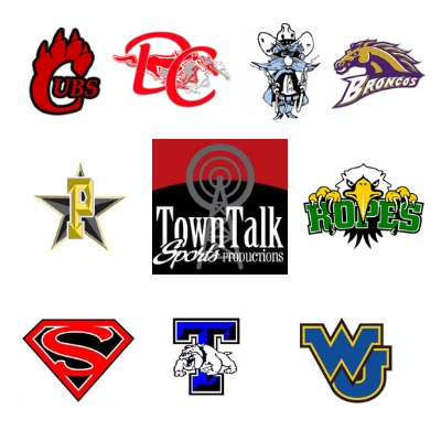 TOWNTALK SPORTS WEEK 6 PICK'EM CONTEST for Oct. 4th-7th