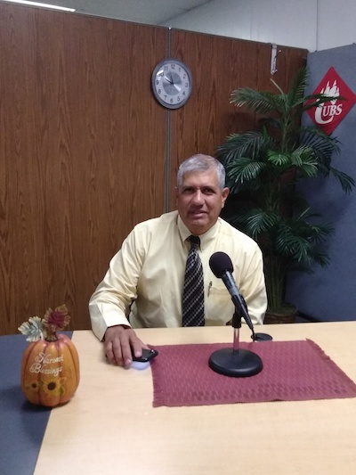 Listen Now: TownTalk visits with Brownfield Chief of Police Tony Serbantez