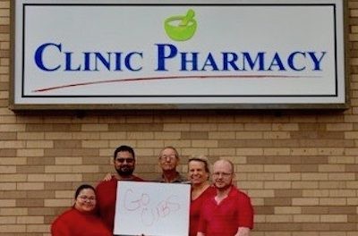 Listen Now: TownTalk visits with Clinic Pharmacy's Sylvia Dingus