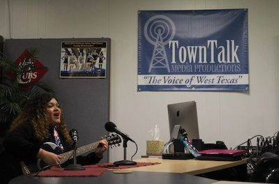 Listen Now: The TownTalk Show visits with Kamryn Cruz