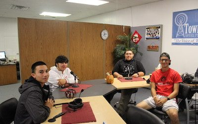 Listen Now: TownTalk visits with BISD's Industrial Tech Group