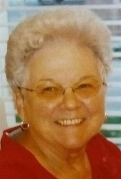 Sue Ann (Wyatt) Harrison (1932 – 2018)