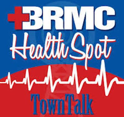 Listen Now: Michael Ledesma on BRMC HealthSpot!
