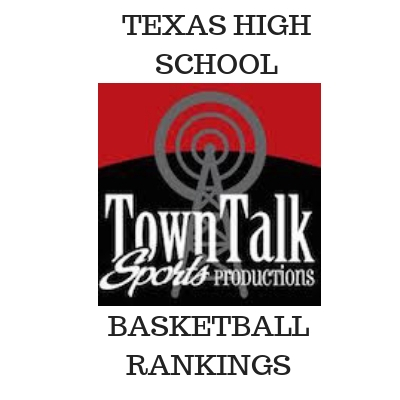 Latest Texas High School Basketball Rankings
