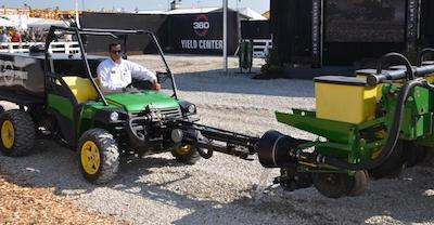 Companies introduce UTVs at shows