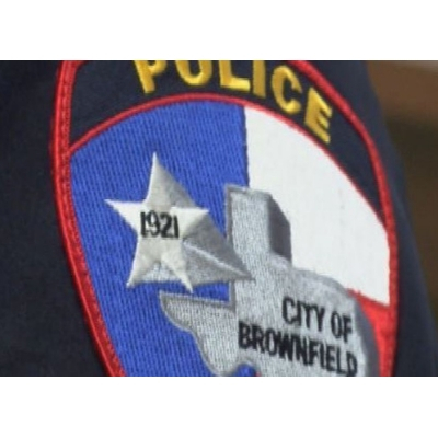 Brownfield Police Dept. Honors an Officer & Employee