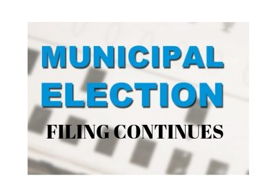Municipal Filings continue, City of Wellman has placed a sale tax on the ballot