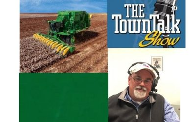 Listen Now: TownTalk Visits with Dan Jackson about local ag issues