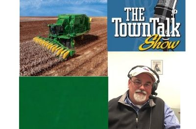 Listen Now: TownTalk visits with our Ag Expert, Dan Jackson