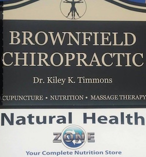 Listen Now: Brownfield Chiropractic visits with TownTalk