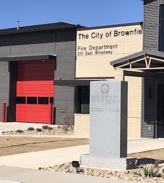 """Brownfield City Council Met Today, New Fire Station """"Move In Ready"""""""